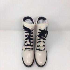 Coach Jenna Leather Boot
